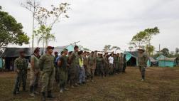 FARC comienzan a entregar a los primeros menores a la Cruz Roja