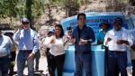 Yaqua: Cómo el milagro del agua llegó a un poblado de Ayacucho - Noticias de fernando botella