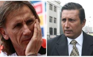 Ricardo Gareca y el tenso cruce de palabras con un periodista