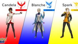Pokémon Go: podrás conocer más sobre los líderes de equipo