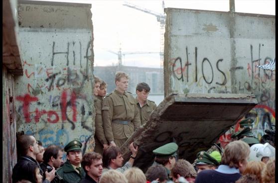 Los muros que se levantaron antes que el de Trump