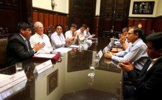 PPK, Martín Vizcarra y el escenario previo a la interpelación