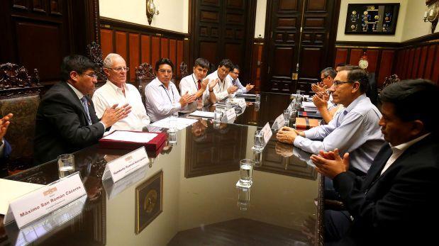 Se filtró información de denuncia contra Martín Vizcarra — Pérez Tello