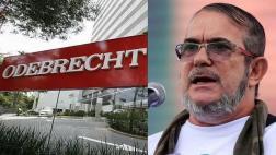 Odebrecht entregó dinero a las FARC, según revista brasileña