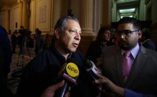 Arana: PPK ocasionó una confrontación inútil con el Congreso