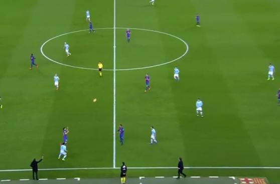CUADROxCUADRO de la última 'pinturita' de Neymar con Barcelona