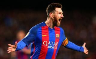Messi y una jugada de estrella: golazo con sutileza ante Celta