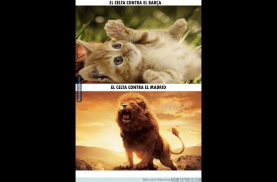 Los memes que dejó la goleada de Barcelona sobre Celta [FOTOS]
