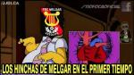 Sporting Cristal y Melgar igualaron 2-2 y los memes se burlan - Noticias de daniel chavez