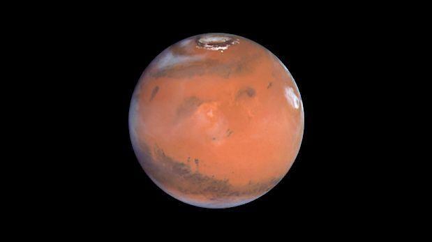 NASA quiere crear campo magnético en Marte para recuperar mares