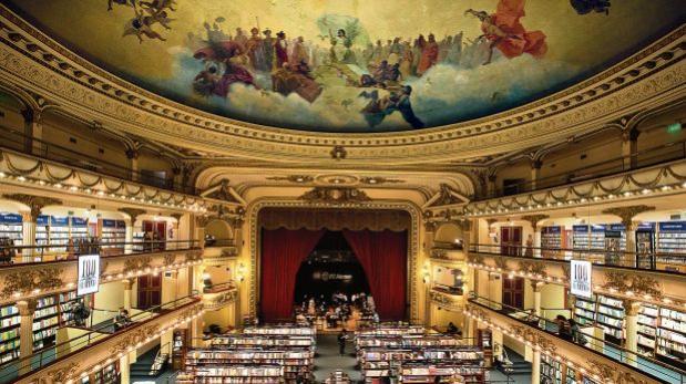 Librerías: ciudades de papel