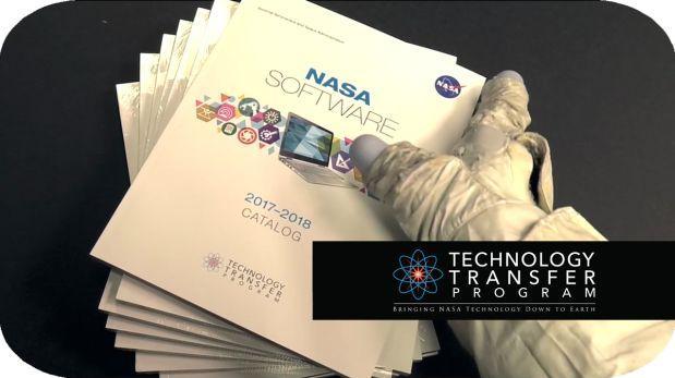 La NASA comparte su software de forma gratuita