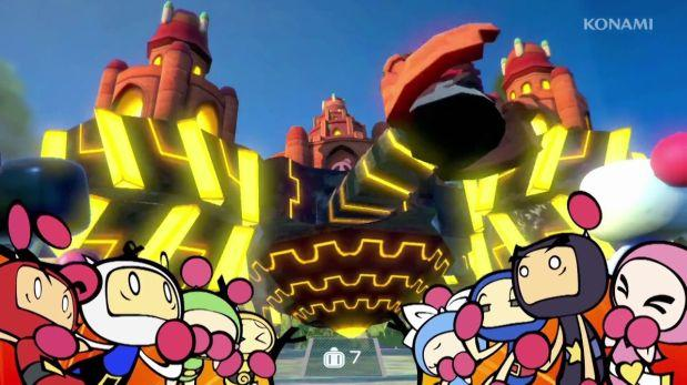 """Super Bomberman R"" llega a Nintendo Switch [VIDEO]"