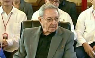 Muro de Trump es una irracionalidad, dice Raúl Castro [VIDEO]