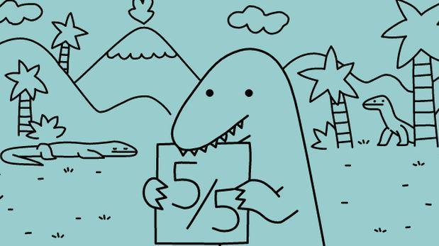 Google: ¿cuánto sabes sobre el dragón de Komodo?