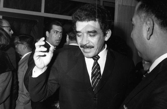 Gabo deslumbró a Lima con su sencillez y talento