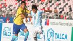 Argentina cayó 2-0 ante Brasil por el Sudamericano Sub-17 - Noticias de esperanza vera