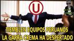 Universitario de Deportes ganó pero no se salvó de los memes - Noticias de puma carranza