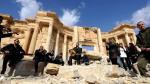 Siria: músicos cantan parar borrar la infamia del EI en Palmira - Noticias de imperio romano