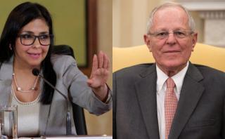 """Venezuela: Canciller llama """"cobarde"""" y """"perro simpático"""" a PPK"""