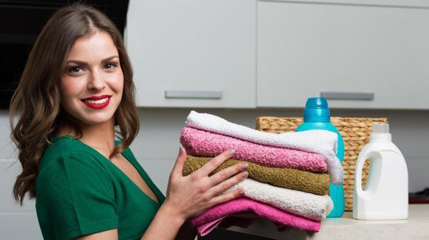 Cinco usos diferentes que le puedes dar al suavizante de ropa