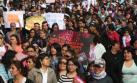 Día de la Mujer: anuncian marcha por igualdad de género