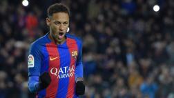 Neymar confía en la remontada y habría realizado esta apuesta
