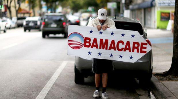 Republicanos dan paso para desmantelar ObamaCare — EEUU