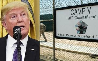 Trump: 122 ex reos de Guantánamo regresaron al campo de batalla