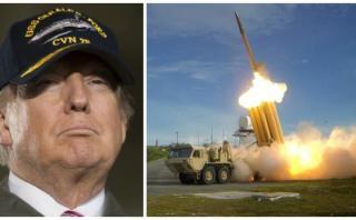 Estados Unidos despliega escudo antimisiles en Corea del Sur