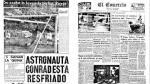 Así informó El Comercio sobre triunfo peruano ante Real Madrid - Noticias de viejo paco