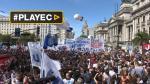Argentina: Maestros inician dos días de paro nacional [VIDEO] - Noticias de aumento de sueldos