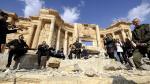 Siria: Palmira y su segunda liberación del Estado Islámico - Noticias de antigua roma