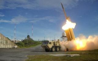 [BBC] El escudo antimisiles de EE.UU. que molesta a China