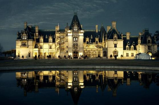 Conoce por dentro la mansión más grande de Estados Unidos