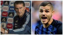 Selección argentina: Bauza reveló cuándo llamará a Mauro Icardi