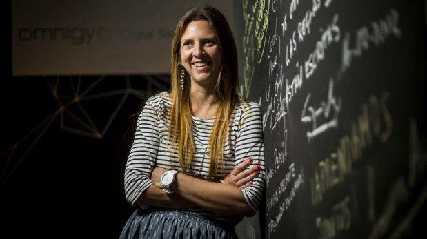 Carolina Botto, CEO de Joinnus  (Foto: Difusión)