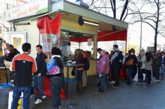 La comida favorita de los alemanes no son las salchichas