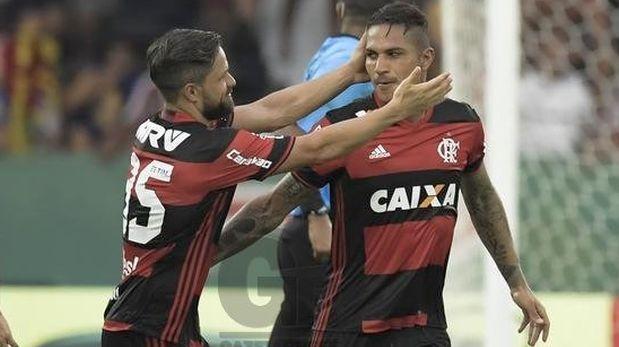 San Lorenzo no la pasó bien en Brasil y fue goleado