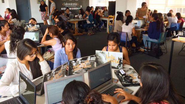 Latinoamericanas se abren paso en el mundo de la tecnología