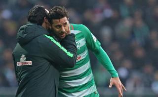 """Pizarro: """"Estar en la banca con 38 años no es agradable"""""""