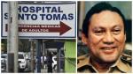 Panamá: Ex dictador Manuel Noriega está grave tras operación - Noticias de sandra collantes