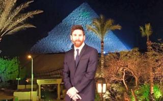 Conocido arqueólogo egipcio se disculpa por insultar a Messi