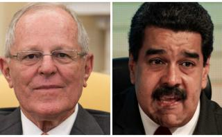 Maduro asegura que PPK planteó a Trump invadir Venezuela