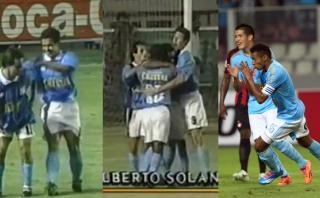 Cristal: todas sus victorias ante brasileños en la Libertadores