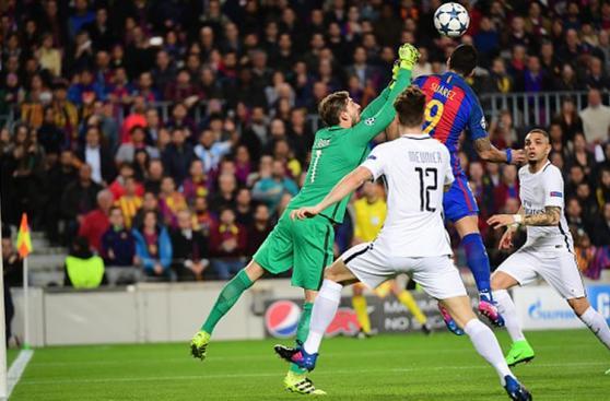 CUADROxCUADRO del gol de Luis Suárez que enloqueció al Camp Nou
