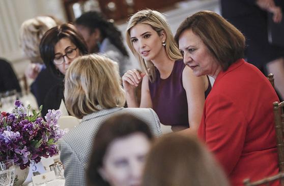 Melania Trump: Su primer evento como primera dama [FOTOS]