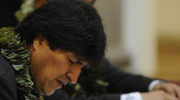 """Evo Morales cuenta los padecimientos de su """"insoportable"""" dolor"""