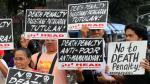 Los 4 países donde se dan casi todas las ejecuciones del mundo - Noticias de filipinas