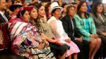 PPK entregó la Orden al Mérito de la Mujer [FOTOS] - Noticias de ana maria